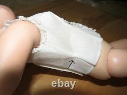 Vintage Madame Alexander Cissy Doll Organdy & Lace Sleeveless Blouse Htf