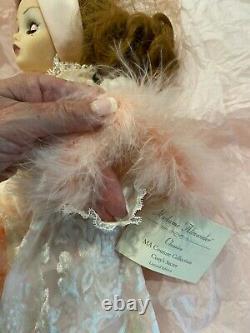 Vintage Madame Alexander Coutour Collection Cissy's Secret and Amoire