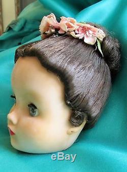 Vintage Madame Alexander Doll Elise Ballerina-Pink-Brunette-1950s/early 60s