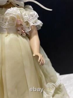 Vintage Madame Alexander Doll Princess Margaret Rose 15 Tall 1940's