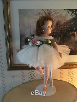 Vintage Madame Alexander Elise Ballerina Doll 16 1950s