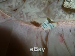 Vintage Madame Alexander Elise Doll 3 pc. Robe nightie NO DOLL