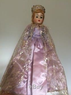 Vintage Madame Alexander Elise Doll as Walt Disney's Sleeping Beauty 1959