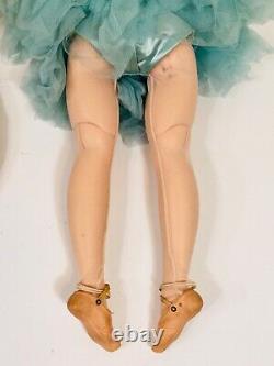 Vintage Madame Alexander Marybel Elise Ballerina Doll