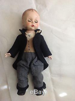 Vintage Madame Alexander Quiz-Kin Groom doll 1953 SLNW