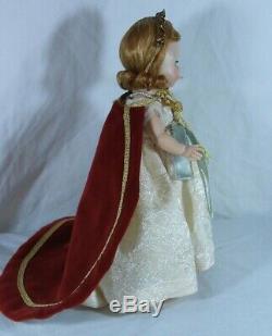 Vintage Madame Alexander-kins Queen Elizabeth 1955 #499 Me and My Shadow