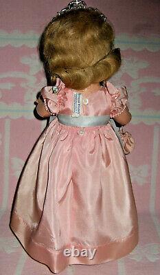 Vintage Marked 17 Madame Alexander Princess Elizabeth Composition Doll Original