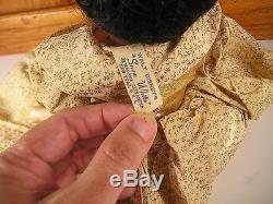 Vintage RARE Madame Alexander Doll 14 Snow White Gorgeous! VGC! FREE SHIP