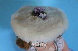 Vintage Rare Madame Alexander Cissy Doll Hat 1958 Minty (No Doll)