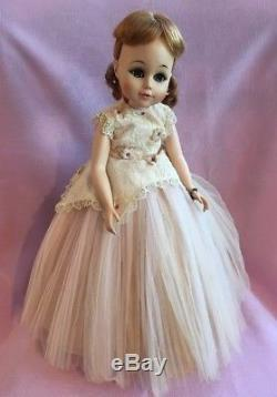 Vintage & Rare Madame Alexander Coco Doll Lissy Made In 1966 Only