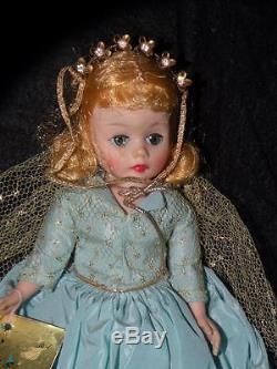 Vintage Rare Madame Alexander Sleeping Beauty Cissette Doll 1959