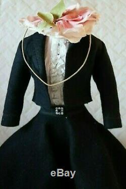 Vintage Tagged HTF Madame Alexander Cissy Doll Secretary Outfit 1957