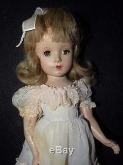 Vintage Wendy Ann Madame Alexander 15 Composition Doll Original Clothes