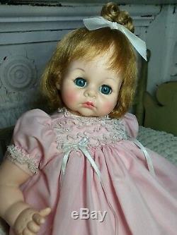 Vintage1965 18 Madame Alexander Pussycat Baby Doll
