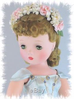 Waltzing InBreathtaking 1955 Vintage Madame Alexander Cissy Hard-To-Find #2097