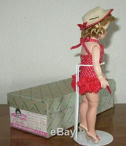 Wonderful Cissette 9 Madame Alexander Doll Tagged & Box Hard to Find This One